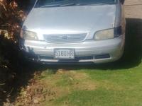 Honda Odyssey 1,8L 1996