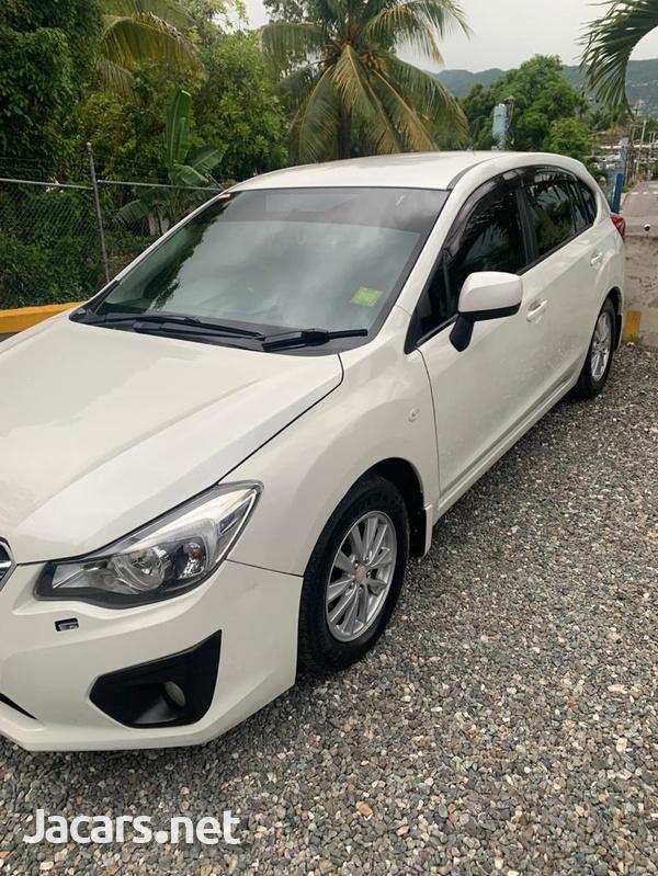Subaru Impreza 1,6L 2013-6
