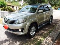 Toyota Fortuner 2,0L 2014
