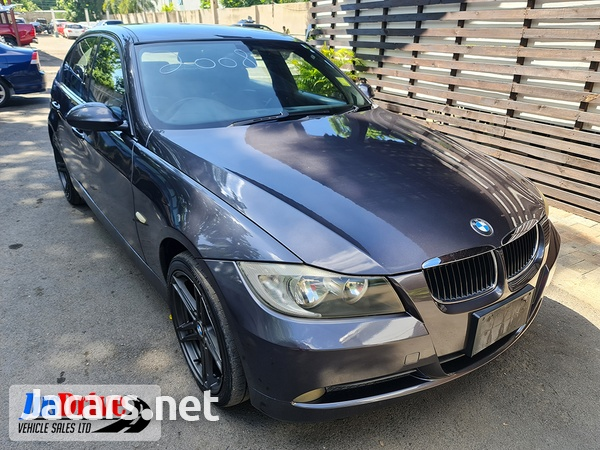 BMW 3-Series 2,0L 2008-1