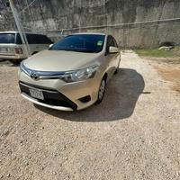 Toyota Belta 1,5L 2014