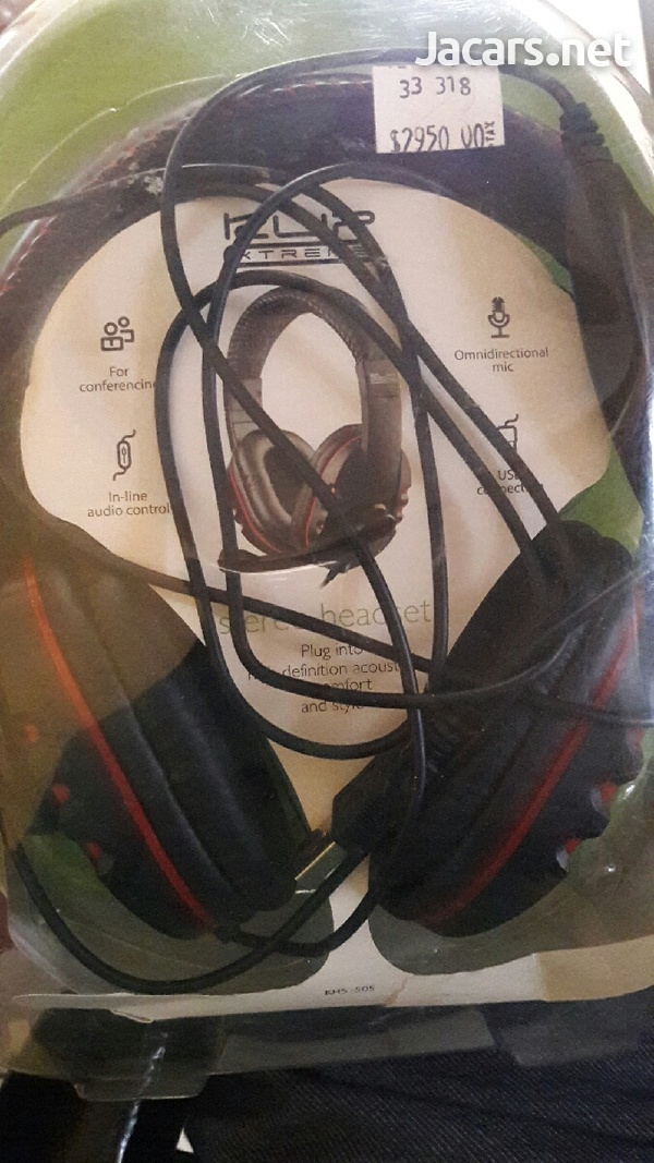 High definition headset