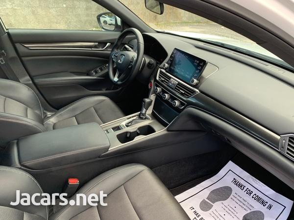 Honda Accord 1,5L 2018-11