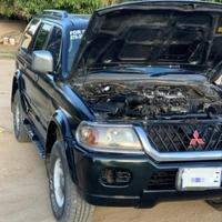 Mitsubishi Montero 3,0L 2003