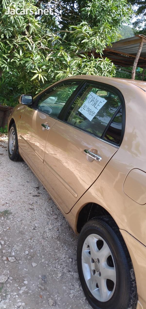 Toyota Axio 1,6L 2004-3