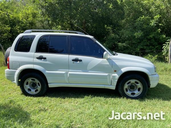 Suzuki Vitara 2,5L 2001-5