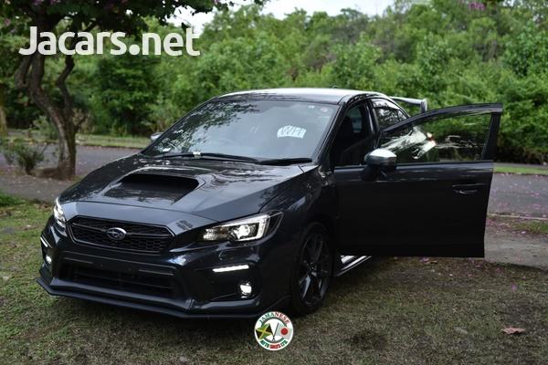 Subaru WRX 2,0L 2019-3