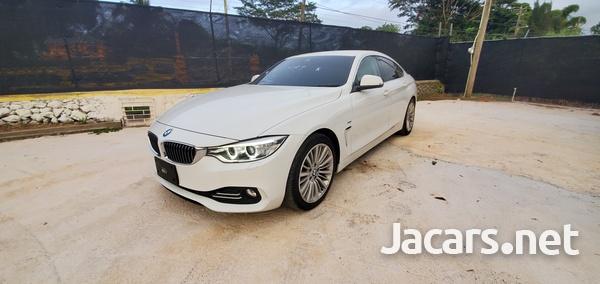 BMW 4-Series 2,0L 2014-16