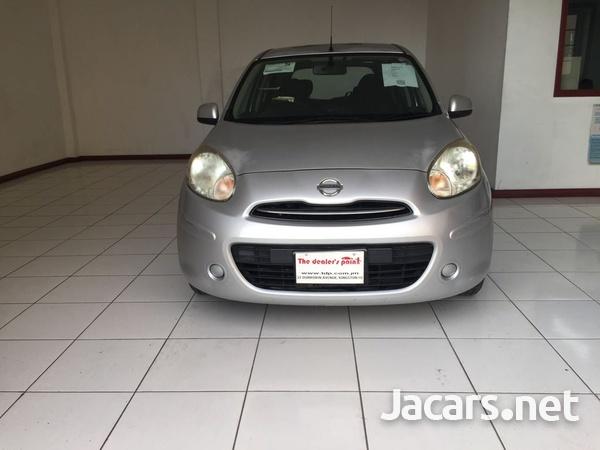 Nissan March 1,2L 2012-2