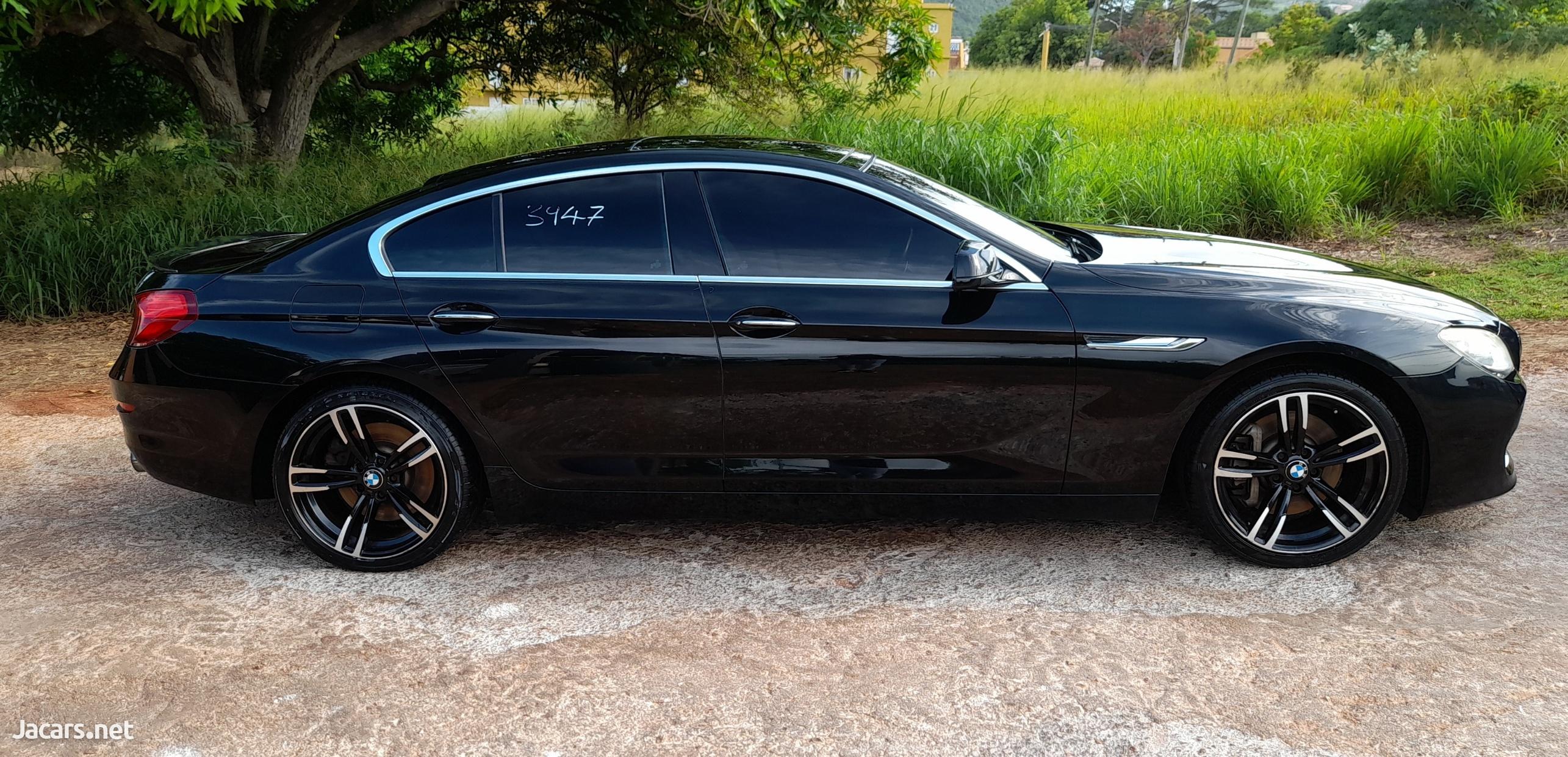BMW 6-Series 3,0L 2012-3