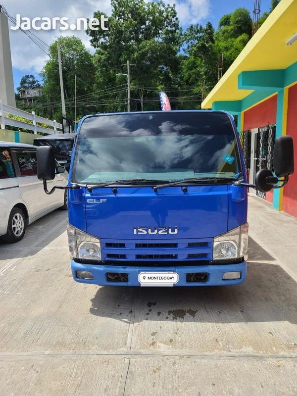 Isuzu Box Body Truck 3,5L 2012-1