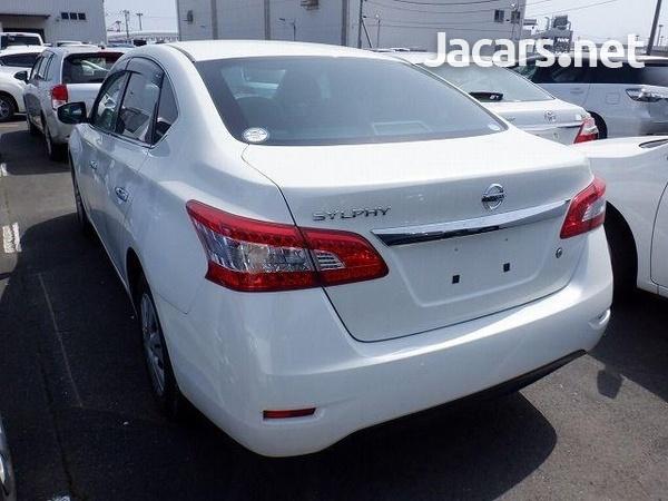 Nissan Sylphy 1,5L 2016-1