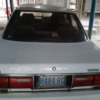 Toyota Camry 1,5L 1988