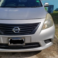Nissan Latio 1,0L 2013