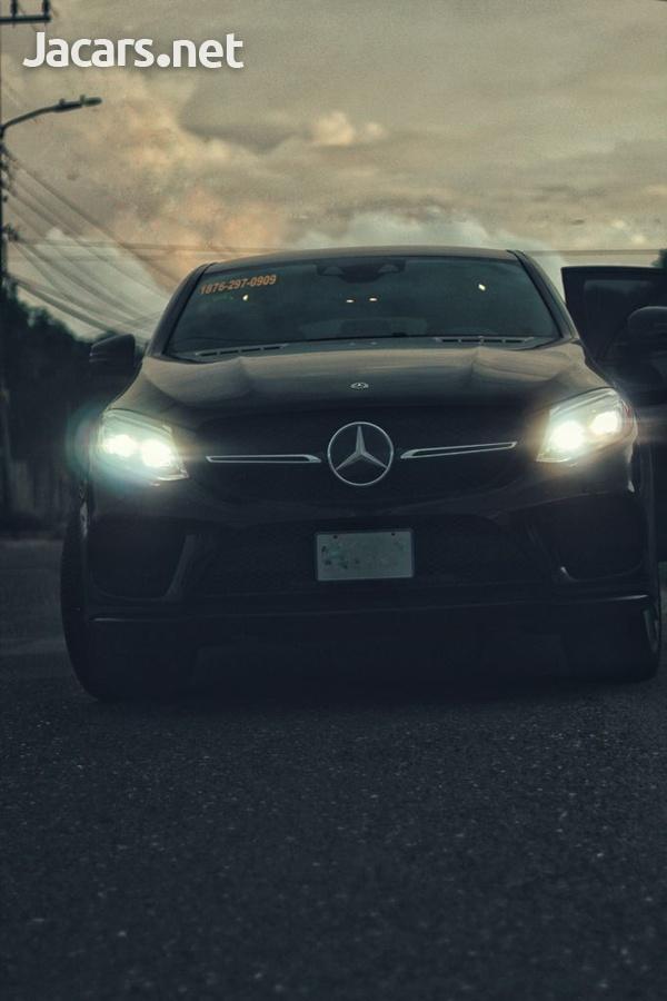 Mercedes-Benz GLE-Class 3,0L 2019-3