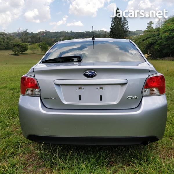 Subaru Impreza 1,6L 2015-4