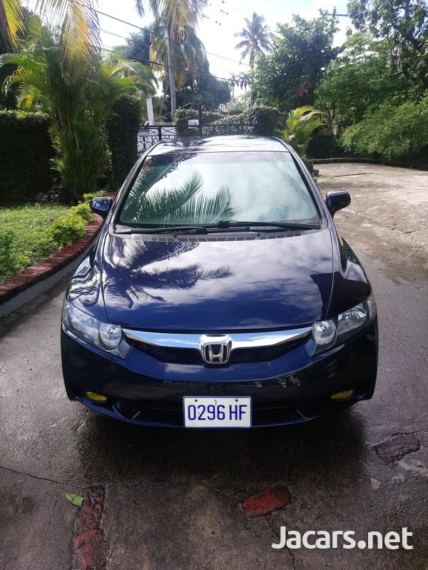 Honda Civic 1,8L 2011-8