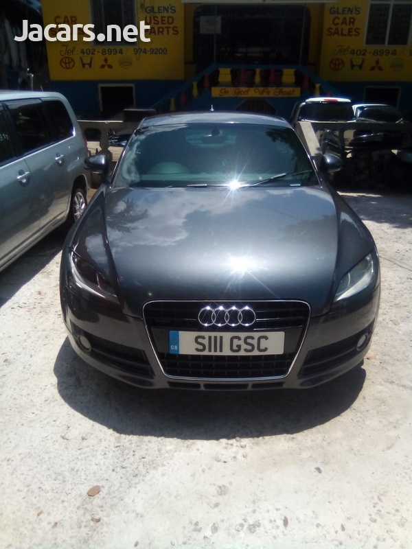 Audi TT 2,0L 2007-7