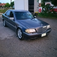 Mercedes-Benz C-Class 2,8L 1999