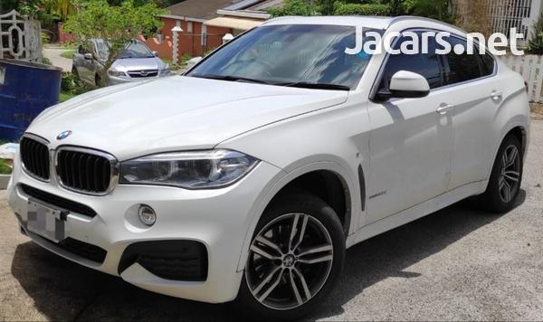 BMW X6 3,0L 2016-1