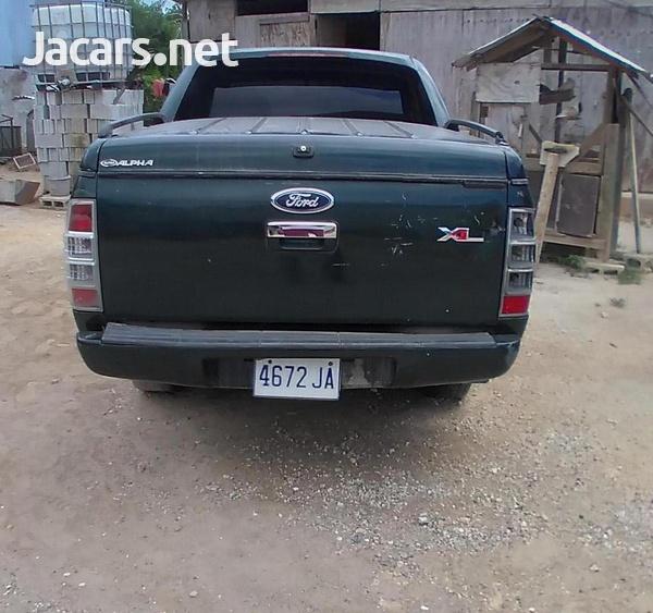 Ford Ranger 2,0L 2010-2