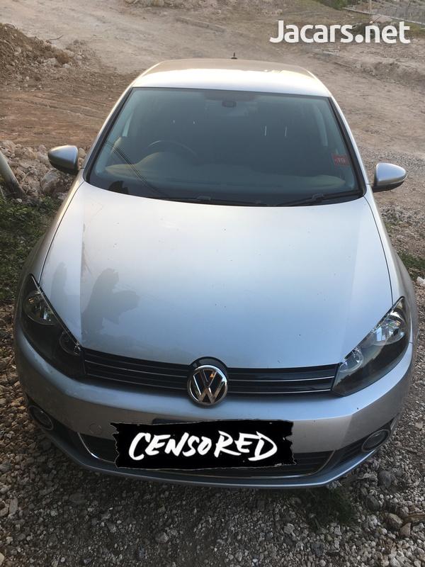 Volkswagen Golf 1,2L 2013-1