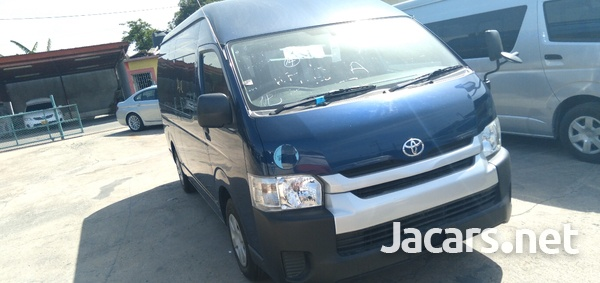 Toyota Hiace 2,4L 2014-2