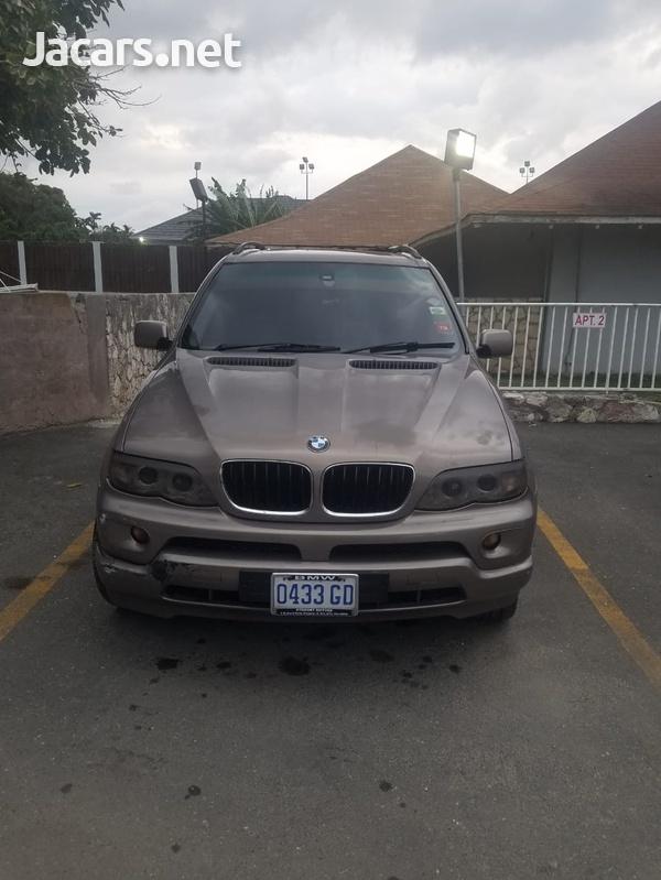 BMW X5 4,4L 2004-3