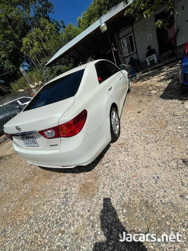 Toyota Mark X 2,5L 2010-9