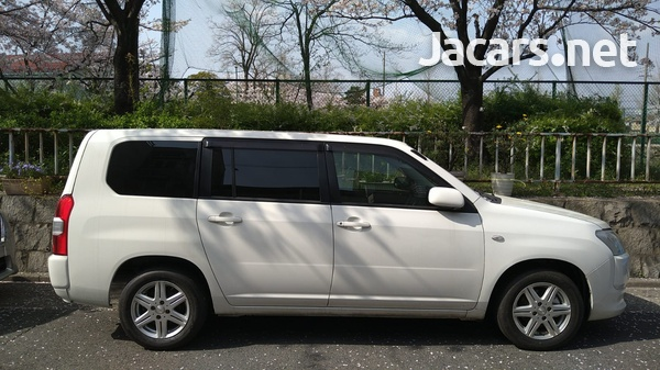 Toyota Succeed 1,5L 2016-2