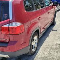 Chevrolet Orlando 3,8L 2015