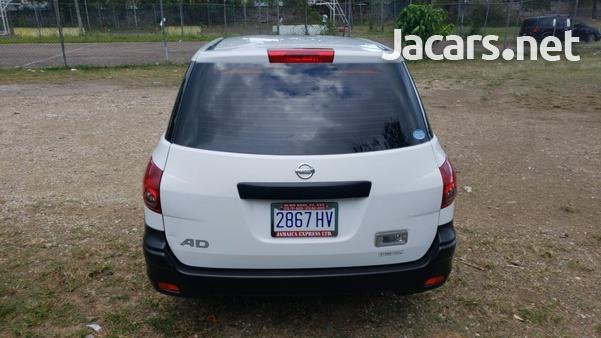 Nissan AD Wagon 1,6L 2015-4