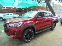 Toyota Hilux 3,0L 2019