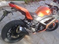 2019 Supra 250cc Bike
