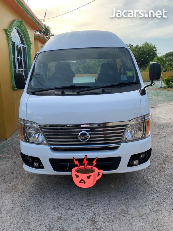 Nissan Caravan 2,0L 2012-1