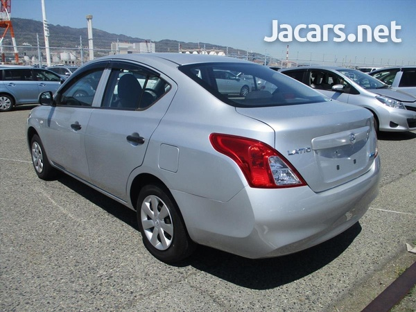 Nissan Latio 1,5L 2014-2