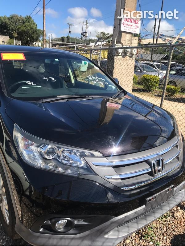 Honda CR-V 2,4L 2014-8