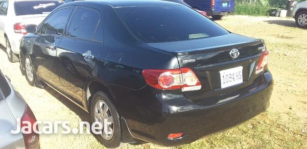 Toyota Corolla XLi 1,5L 2012-3