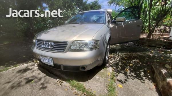 Audi A6 1,8L 1999-3
