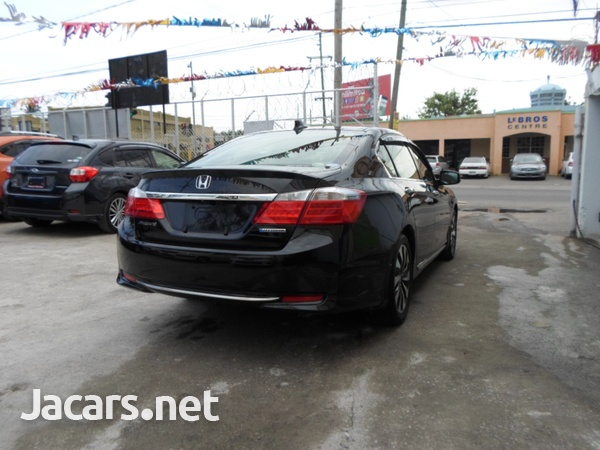 Honda Accord 2,0L 2014-5