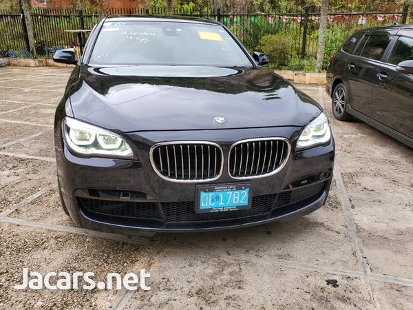 BMW 7-Series 3,0L 2014-7