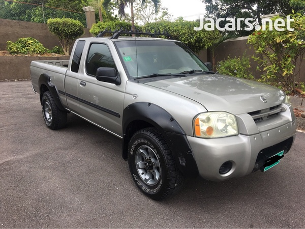 Nissan Frontier 3,3L 2002-2