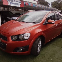 Chevrolet Sonic 1,4L 2015