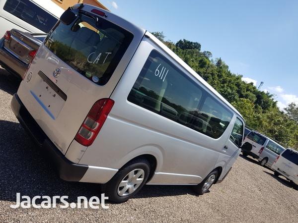 Toyota Hiace 3,0L 2014-12