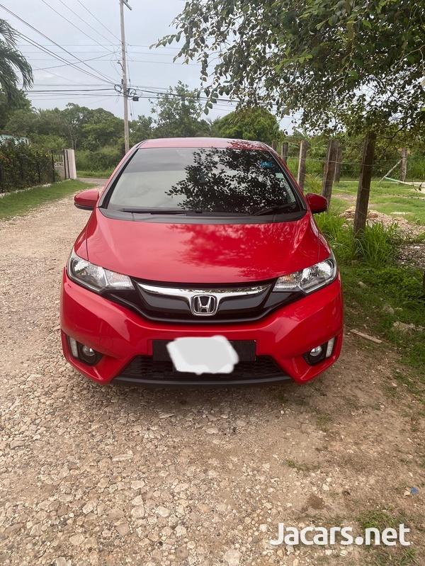 Honda Jazz 1,5L 2016-1