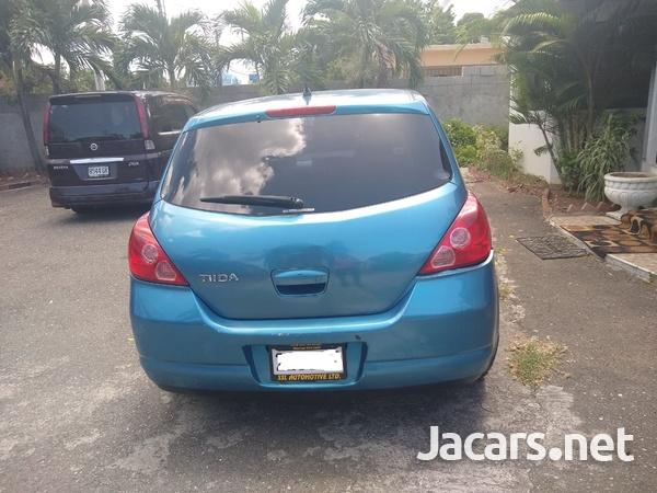 Nissan Tiida 1,6L 2006-4