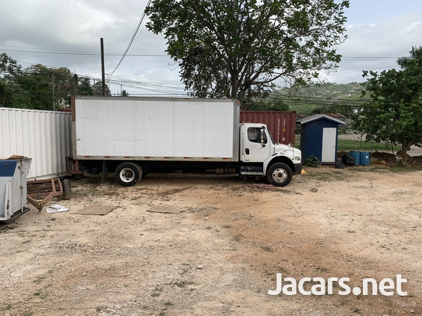 Freightliner Business Class M2 Box ISM Truck-2