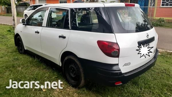 Nissan AD Wagon 1,2L 2013-8