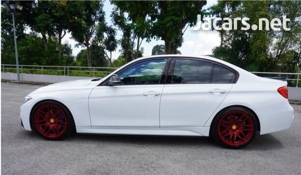 BMW 3-Series 2,5L 2013-6