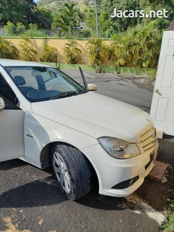 Mercedes-Benz C-Class 2,1L 2012-11